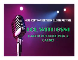LOL with GSNI - Laugh Out Loud for a Cause