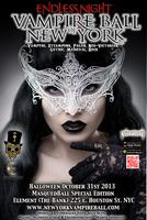 Endless Night : New York Vampire Ball 2013 Halloween Special...