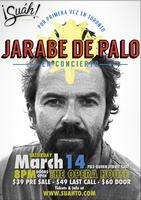 Suah Presents: Jarabe de Palo LIVE in Toronto for the...