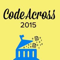 CodeAcross 2015