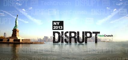 TechCrunch Disrupt NY: April 29 - May 1, 2013