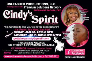 Cindy's Spirit the Play