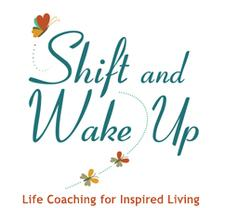 Shift and Wake UP Coach Lynne Pietrzyk logo