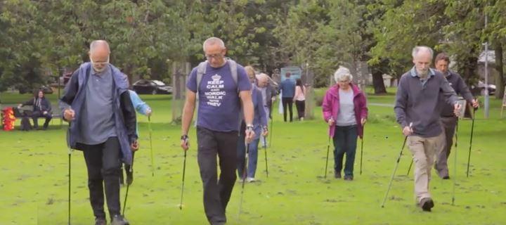 Nordic Walking for Parkinson's (2021)