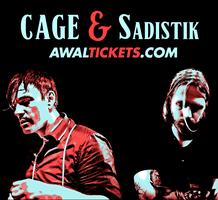 Cage & Sadistik - February 25th @ Club Red