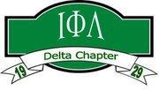 Delta Chapter of Iota Phi Lambda Sorority Inc. logo