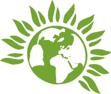 West Oxfordshire Green Party logo