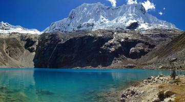 Santa Cruz Llanganuco Trek - Cordillera Blanca Trek -...