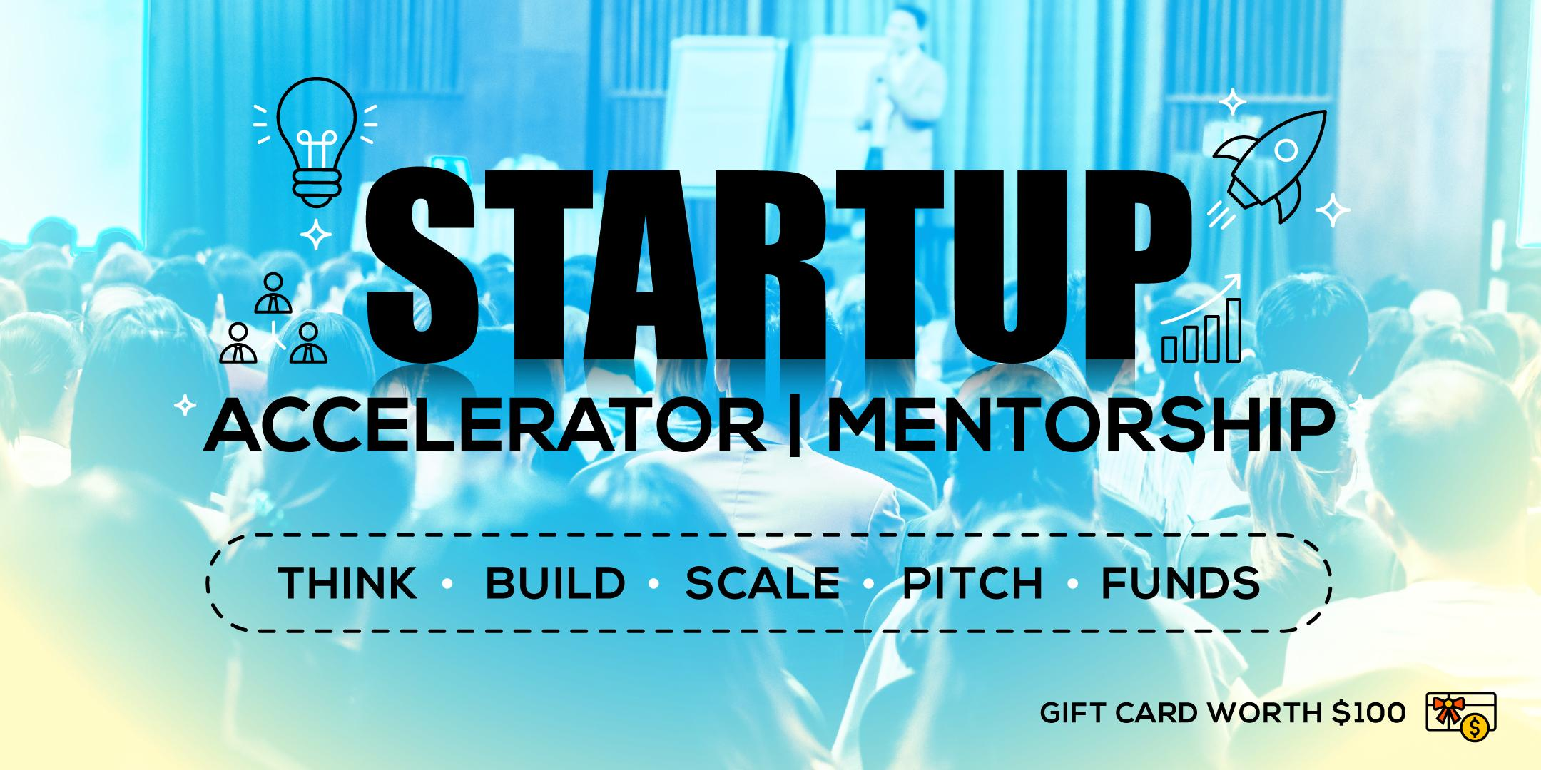[Startups] : Mentorship Program for Startups