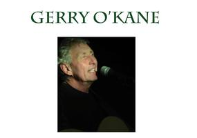 Gerry O'Kane Spring 2015 at The John St Pub