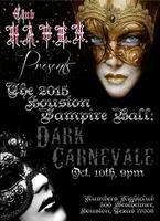 Houston Vampire Ball 2015: Dark Carnevale