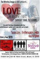 The Winning Image and RAVE,INC  Presents Sunday Soul...