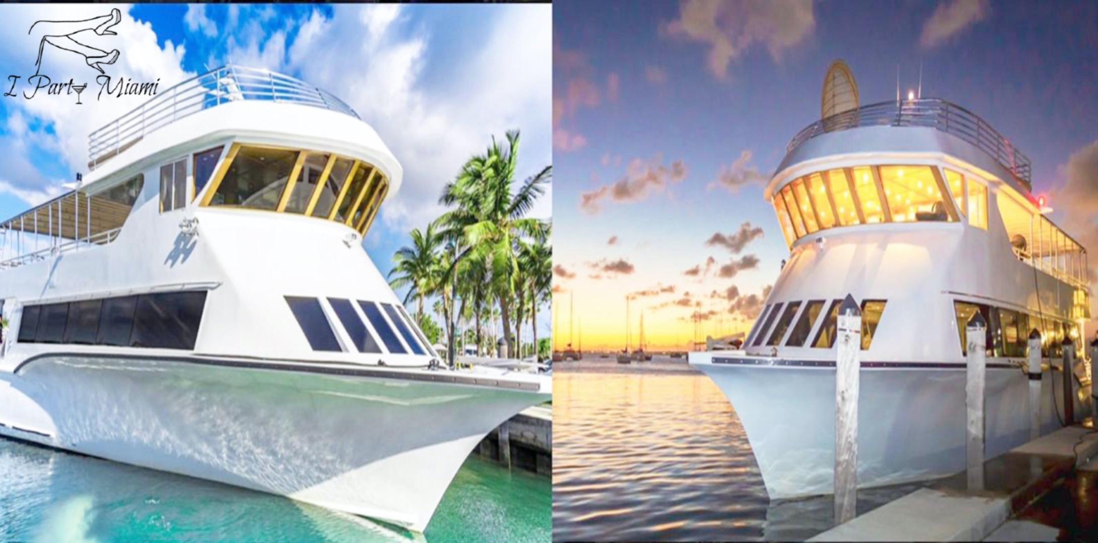 #1 Yacht Party Miami