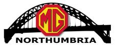 MG Northumbria logo