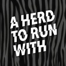 A HERD TO RUN WITH logo