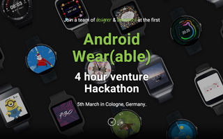 Android Wear(able) 4 hour venture Hackathon