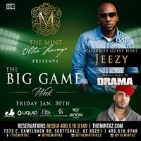 Super Bowl FRIDAY hosted by YOUNG JEEZY & DJ DRAMA at...