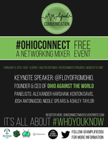 #OHIOCONNECT: A NETWORKING MIXER