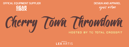 The Cherry Town Throwdown - Hosted By TC Total Crossfit