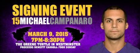Jiffy Mart Charity Signing Event Featuring Michael Camp...