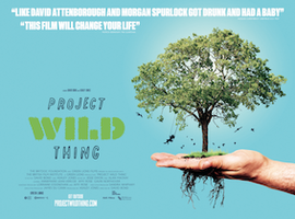 Screening - Project Wild Thing Film & local wildlife...