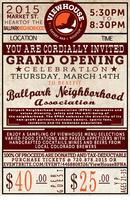 ViewHouse Grand Opening Party benefiting the BallPark A...
