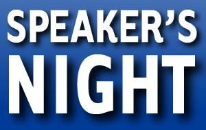 Speaker's Night 2015
