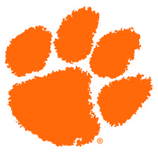 Clemson at ONE logo