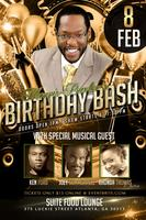 Morris Baxter's Birthday Bash