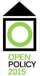 Open Policy 2015: the power of open logo