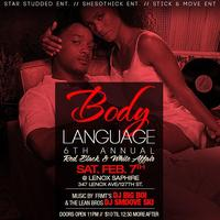 Body Language (6th Annual Red, Black & White Affair)
