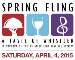 Spring Fling - A Taste of Whistler 2015