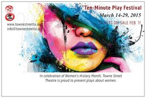"Towne Street Theatre Presents :""The 8th Annual..."