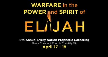 2015 Every Nation Prophetic Gathering