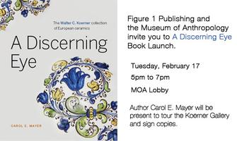 Book Launch: A Discerning Eye