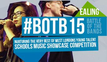 BOTB Showcase 2015 - Ealing