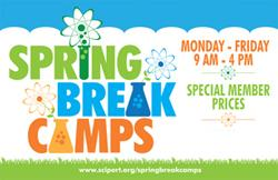 Spring Break Camps 2015
