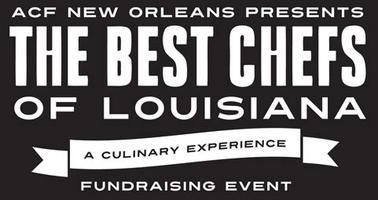 Best Chefs of Louisiana