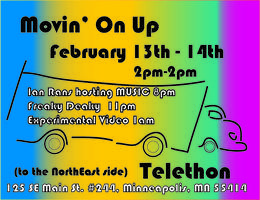 Movin' On Up Live In Studio Event