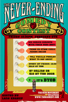 Plugged: Never Ending Comedy Contest