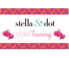 Stella & Dot February All Stylist Monthly Meet-up...