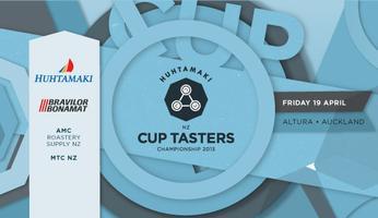 Huhtamaki NZ Cup Tasters Championship