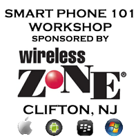 Smart Phone 101 @ Wireless Zone of Clifton