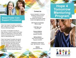 (Free) Hope 4 Tomorrow Orientation/Information session