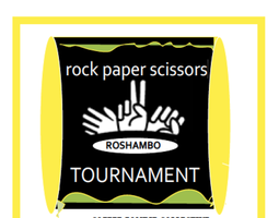 Rock Paper Scissors Tournament for PV Shelter (18 and...