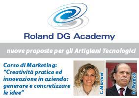 """Corso di Marketing: """"Creatività pratica ed innovazione..."""