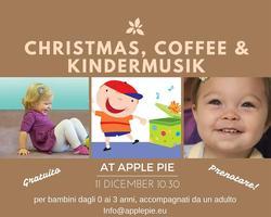 Coffee & Kindermusik da Apple Pie: una mattina di...