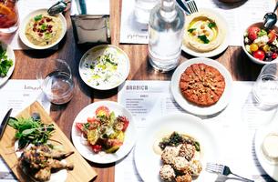 LEBANESE FOOD & WINE TASTING