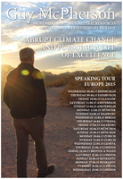 Guy McPherson Europe Tour - Abrupt climate change and...