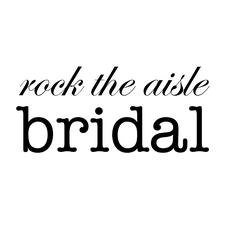 Rock the Aisle Bridal Shows in NJ logo